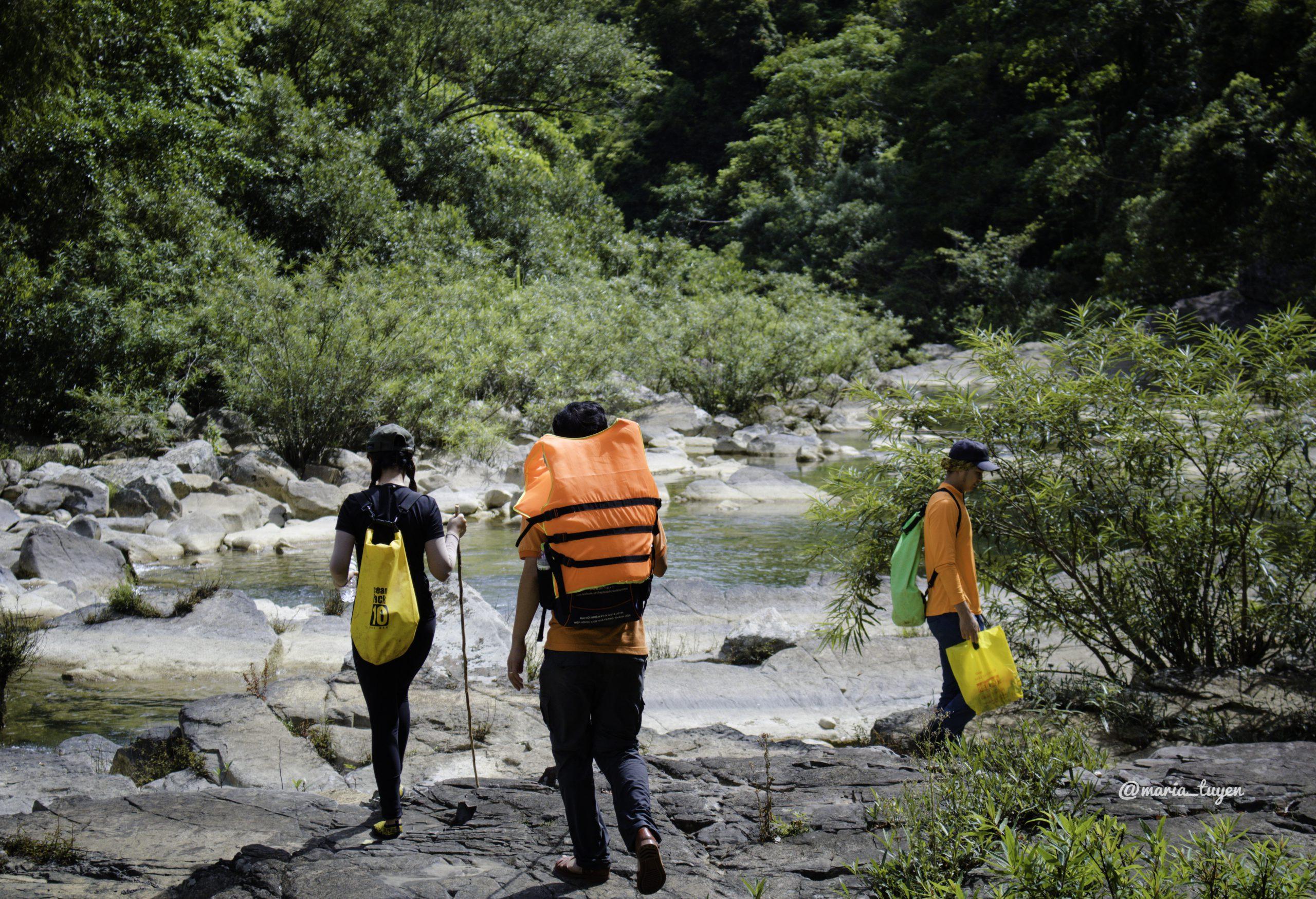 Các tour Du lịch mạo hiểm gắn liền với thiên nhiên