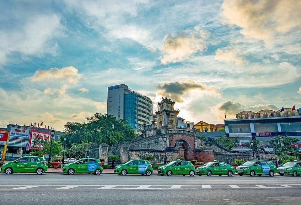 Các hãng Taxi Quảng Bình tập trung chủ yếu ở Đồng Hới