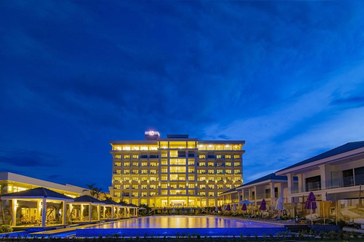 Các khách sạn Quảng Bình được đầu tư 5 sao