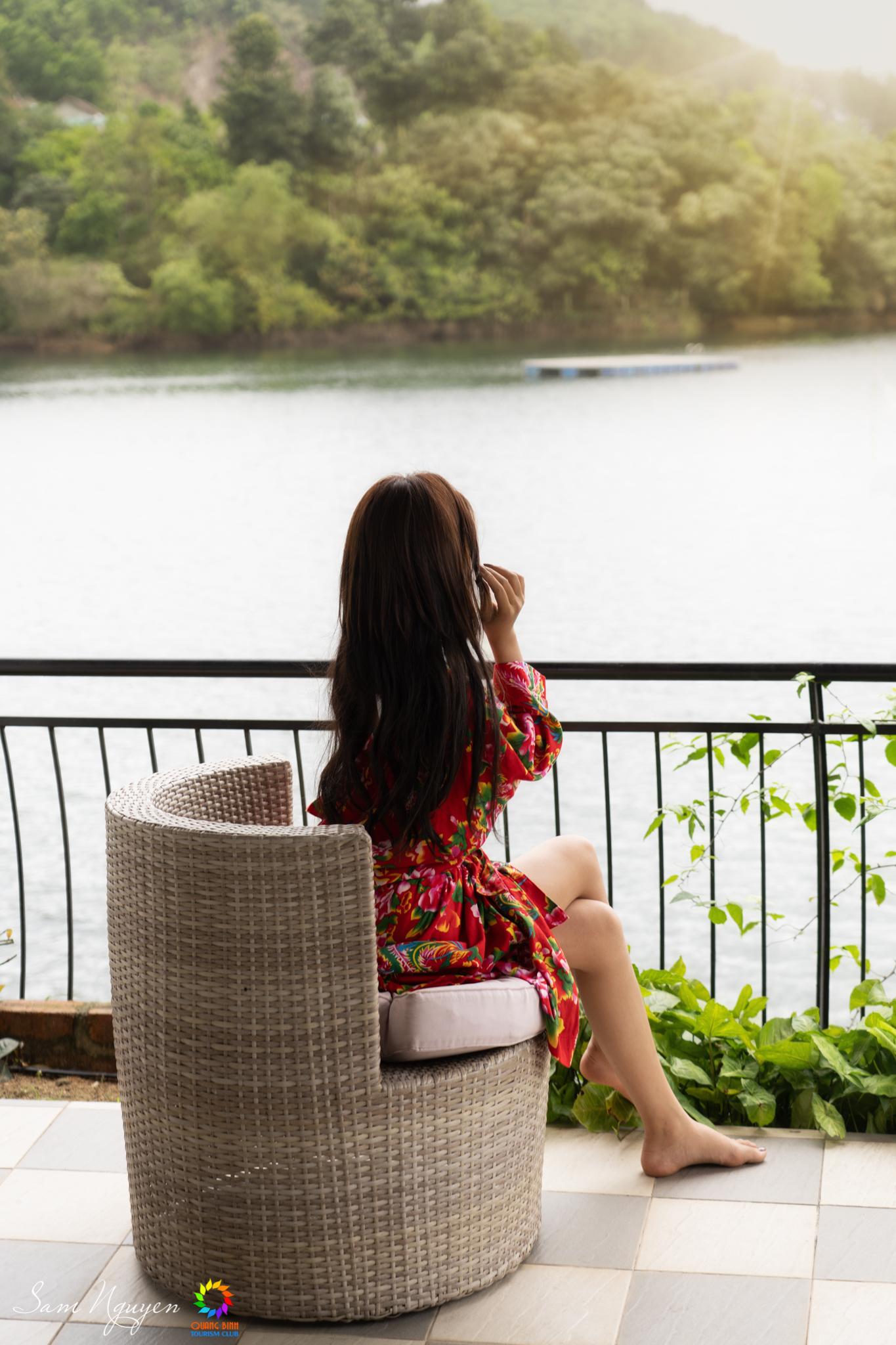 Trải nghiệm yên bình tại Phong Nha Lake House